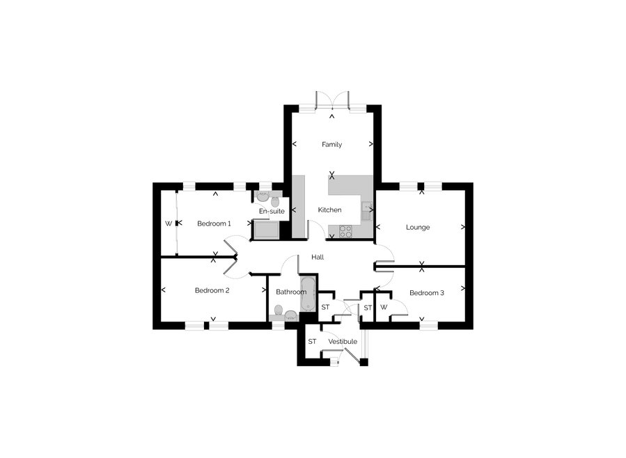Vg2 lomond floorplans