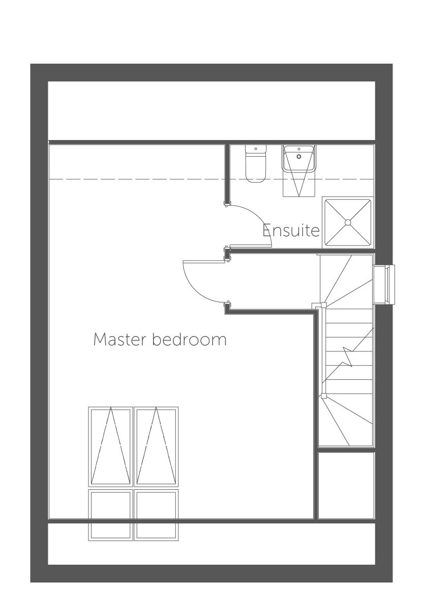 Floorplan-oporto belong second
