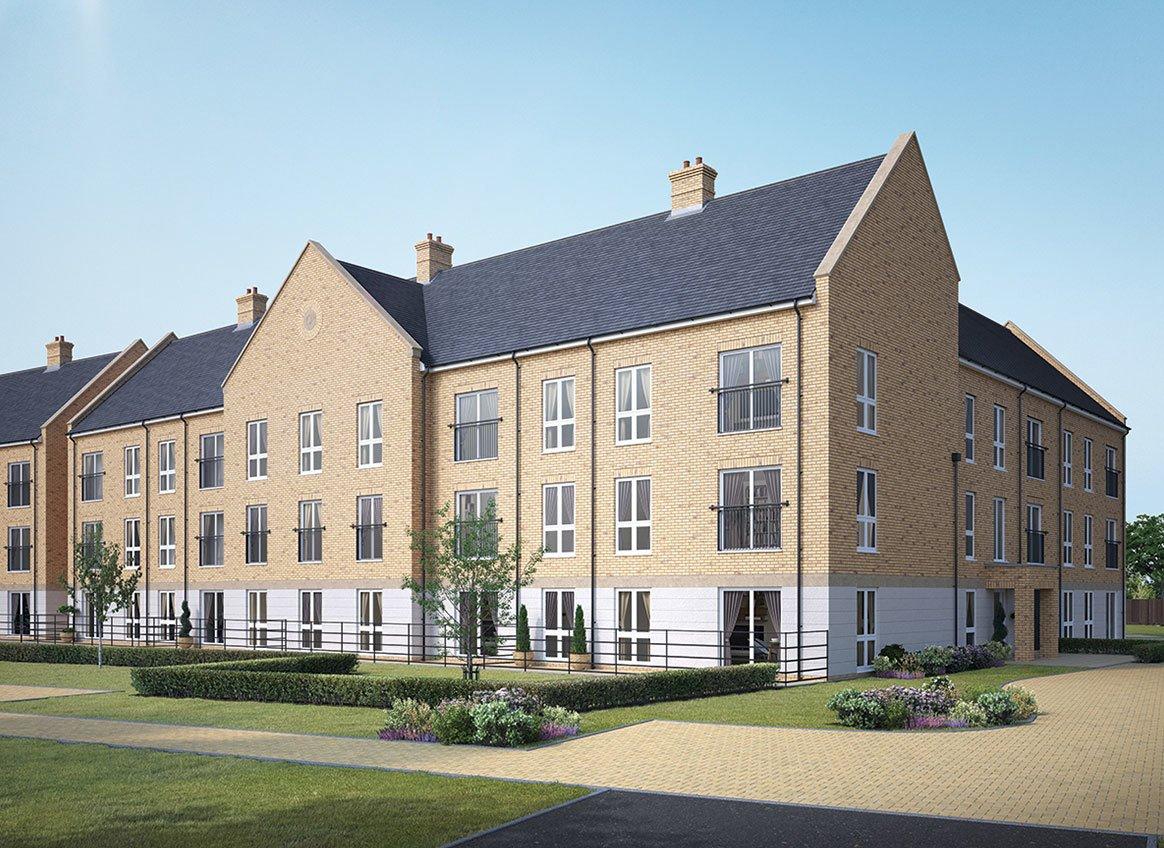 Plot 20 Regent Quay Apartments Sittingbourne Me10 3hh