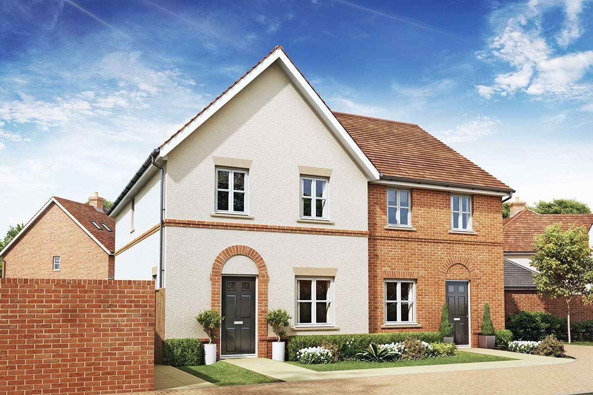 New Homes Crowthorne
