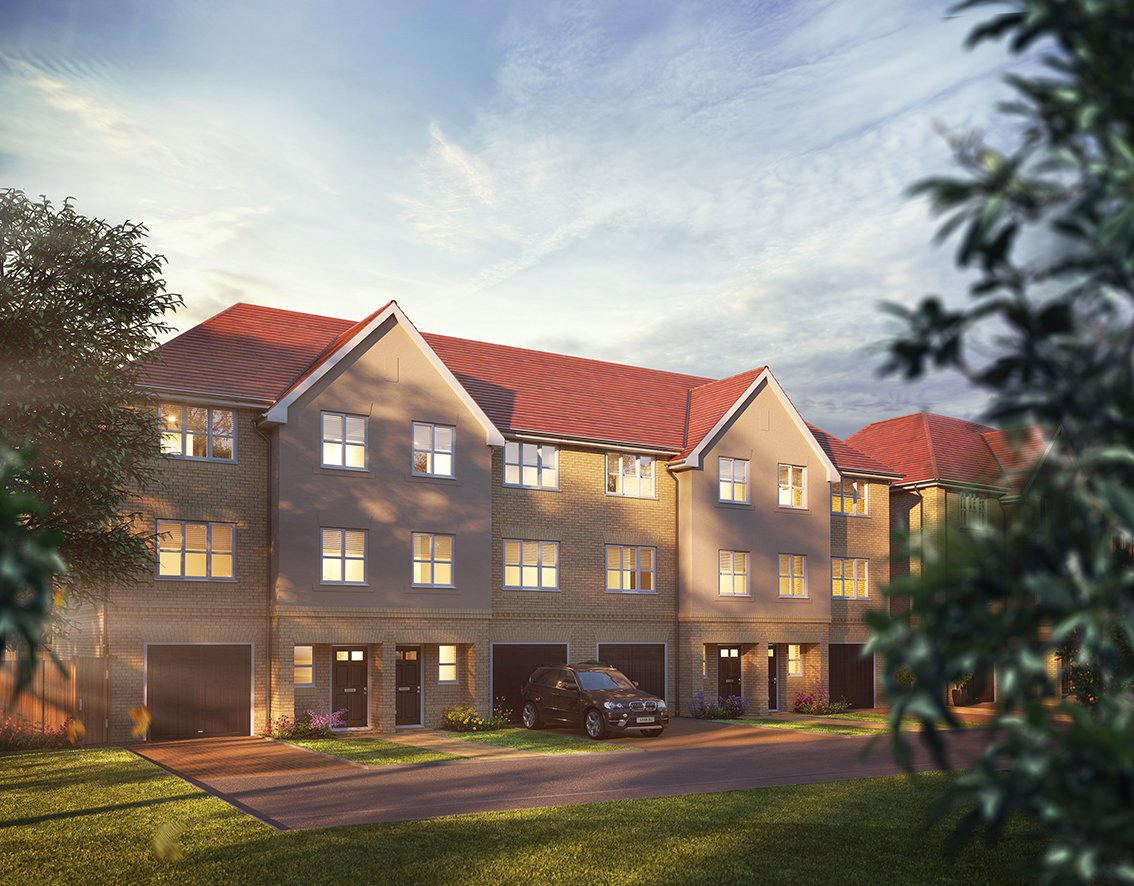 Jubilee meadows walton on thames new homes by bewley homes for Jubilee home builders