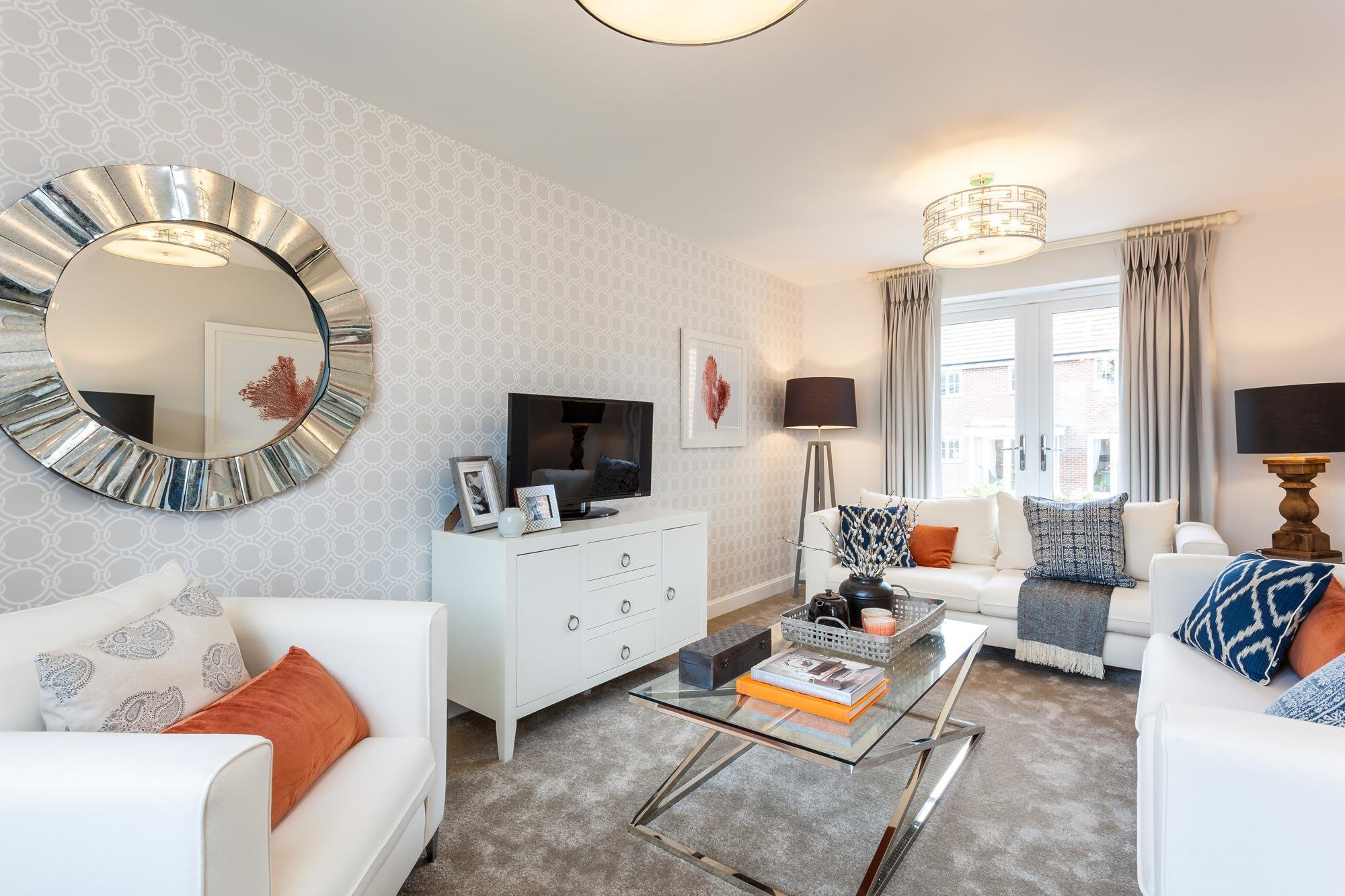 Plot 98, Maple Gardens, MANSFIELD NG19 8QX - MANSFIELD - new homes ...