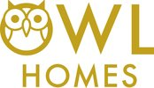 Owl homes logo pms 7753 c rgb