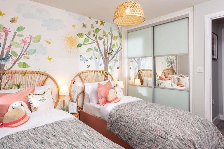 Somerford reach - ripon - bedroom 3