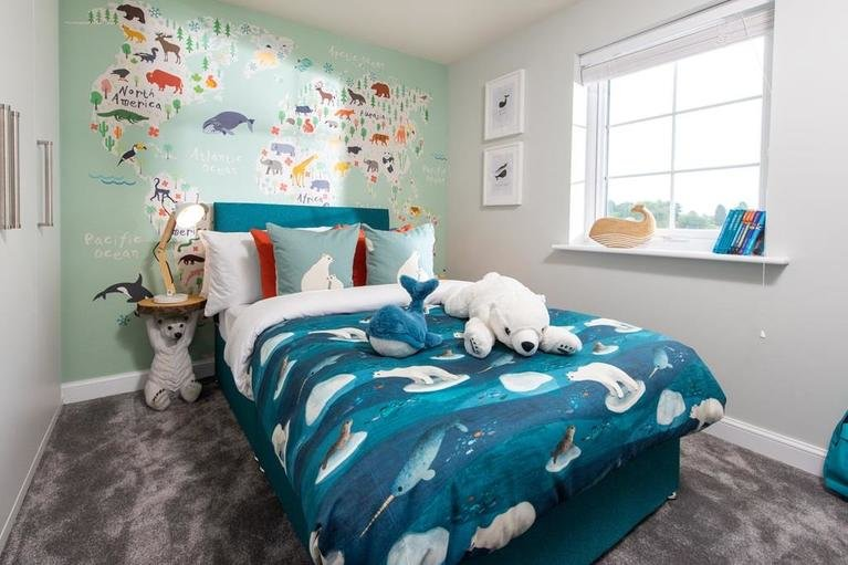 Somerford reach - ripon - bedroom 4