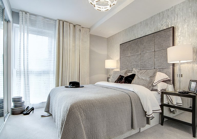 Gallery-eldonstreet bedroom
