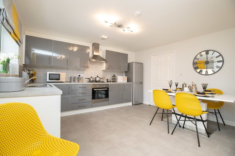 Longford - holbeck park - kitchen 24