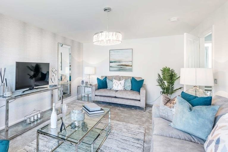 Show home - cullen lounge