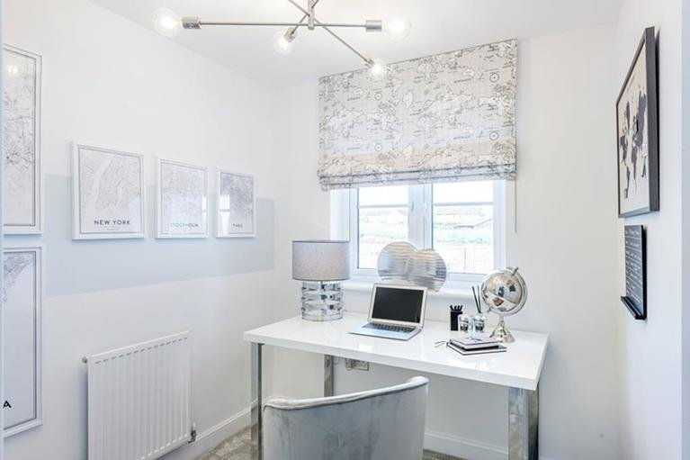 Show home - cullen study