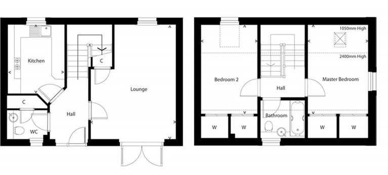 Floorplan plot-8a-dovecote-v2