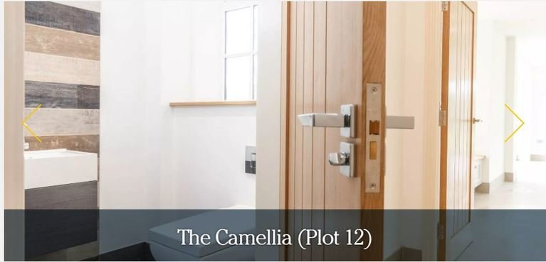 The camellia ensuite