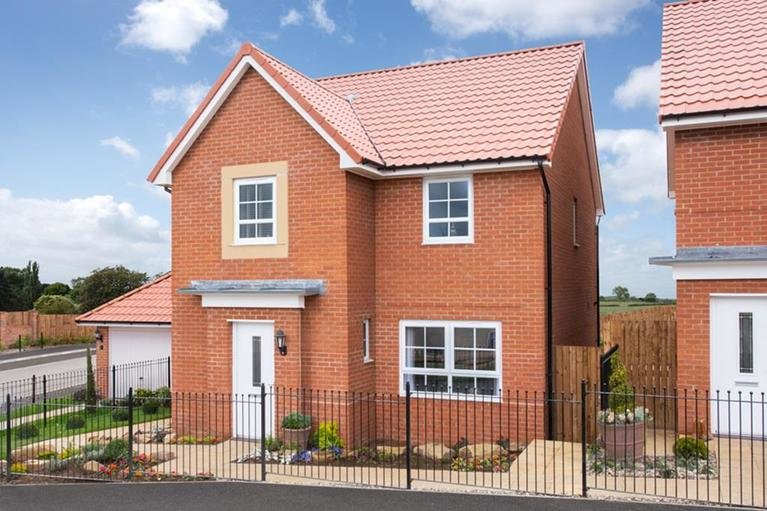 Kingsley show home